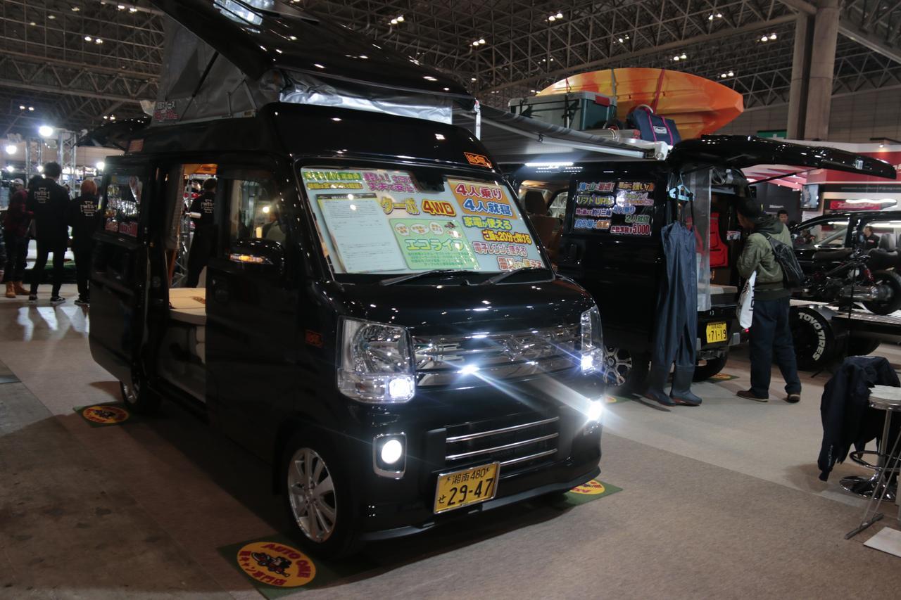 画像4: カスタムカー&チューニングパーツの祭典! 世界最大級の「東京オートサロン2019」レポート!