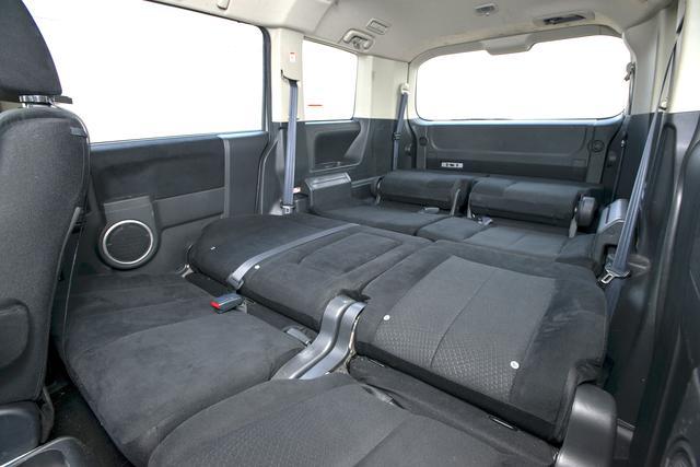 画像: フラット化、クッション性を高めて、車中泊で快眠しよう!