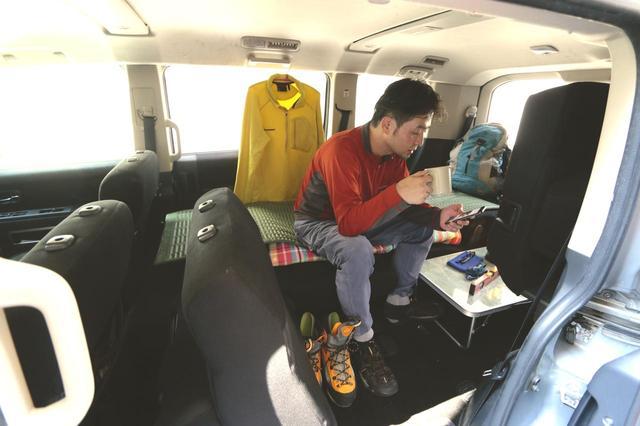 画像: 車中泊旅には電気アイテムが安心&便利!