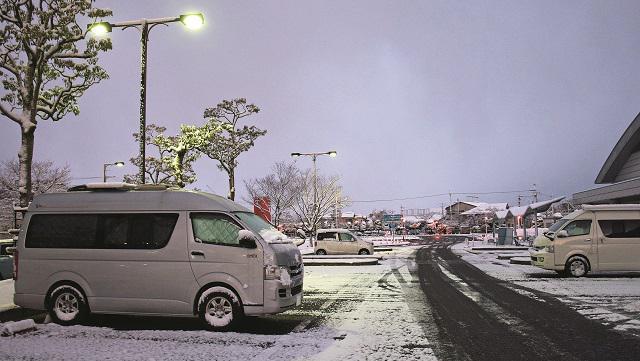 画像: 冬の車中泊、防寒対策! 冷気侵入を阻止する4つのTIPS - アウトドア情報メディア「SOTOBIRA」