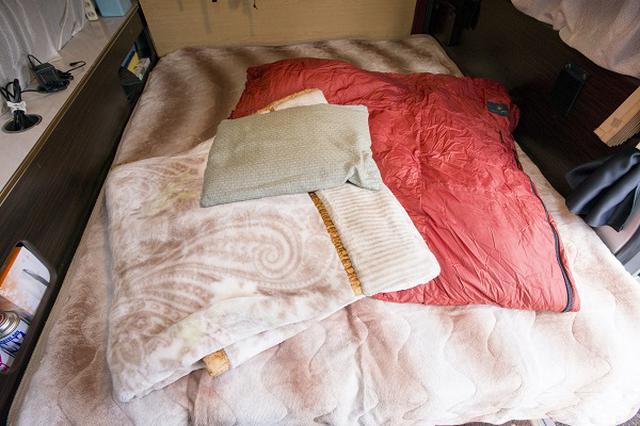画像2: 【クルマの防寒対策2】 FFヒーター完備だけれど、なくても過ごせる装備は必須