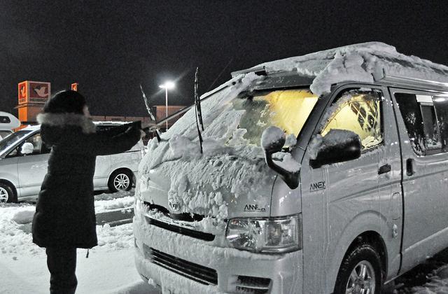 画像: 対策を両立させることで、暖かな冬車中泊を実践できる!