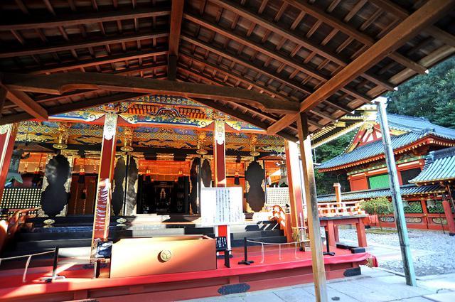 画像1: 【観光】久能山東照宮
