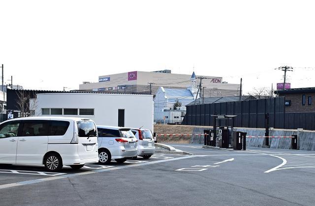 画像: 【駐車場】神田川観光駐車場