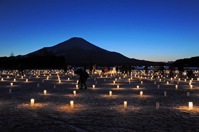画像3: 【観光】ダイヤモンド富士ウィークス