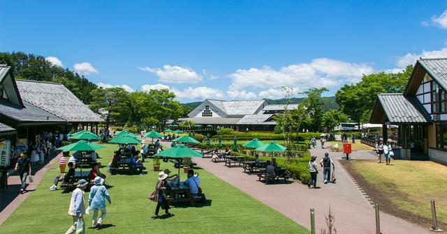 画像: 1日まるごと楽しめる!遊べる食べれる道の駅 - 川場田園プラザ
