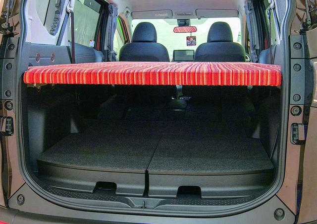 画像4: 人気車シエンタの使い勝手を200%アップさせた車中泊仕様車