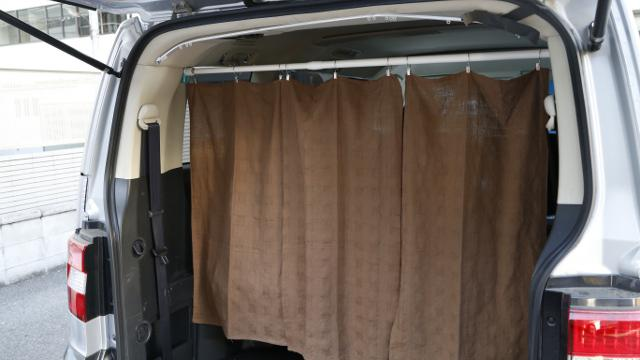 画像: 100均グッズで車中泊を快適化! 超簡単DIYに挑戦! - アウトドア情報メディア「SOTOBIRA」
