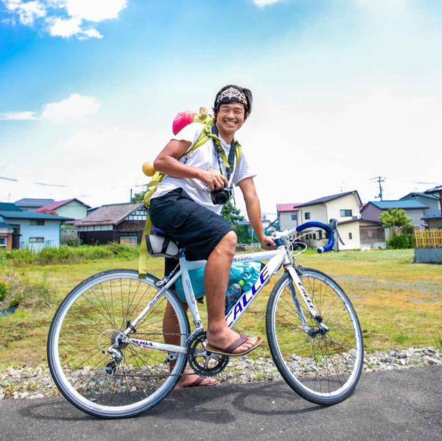 画像: 世界中を旅するカメラマンhiro。アリとおかあさんのアイコン写真を撮ってくれたのもhiro!