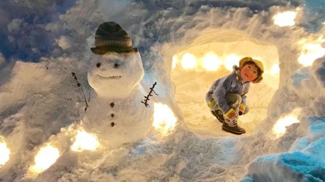 画像: 【連載】アリとおかあさんの車旅vol.2「2度目の車中泊は雪の中」 - アウトドア情報メディア「SOTOBIRA」