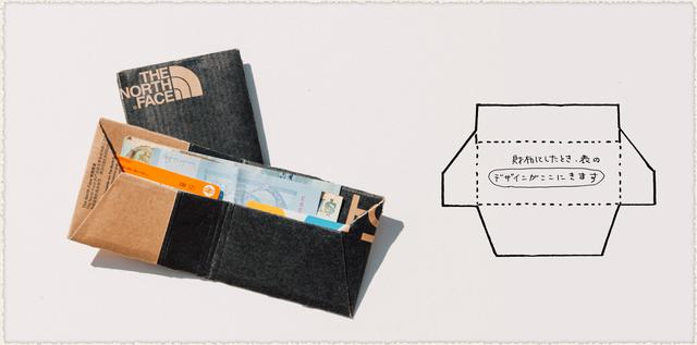 画像: THE NORTH FACE How to make a wallet by Fuyuki Shimazu | THE NORTH FACE