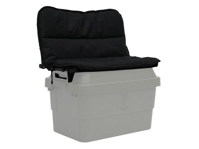 画像1: 収納ボックスがソファになる!キャンプで「ヨクミルヤーツ」が斬新!