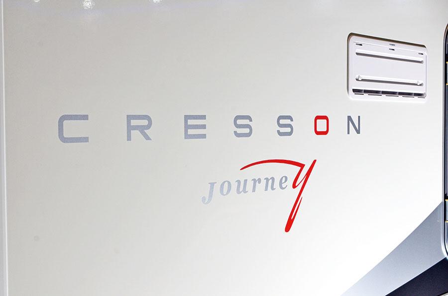 画像: ナッツRVのキャンピングカー「クレソン・ジャーニー」は超断熱性新パネルの採用。