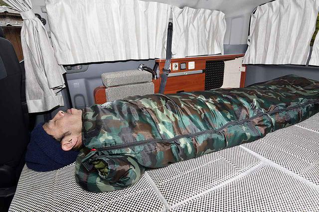 画像: RVパークなら安心、快適に車中泊ができる!