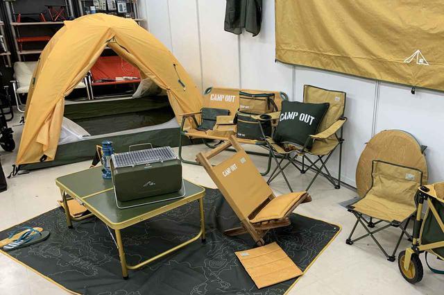 画像: 2020年の新作テントや焚き火台をチェックせよ! 新製品展示会レポ! - アウトドア情報メディア「SOTOBIRA」