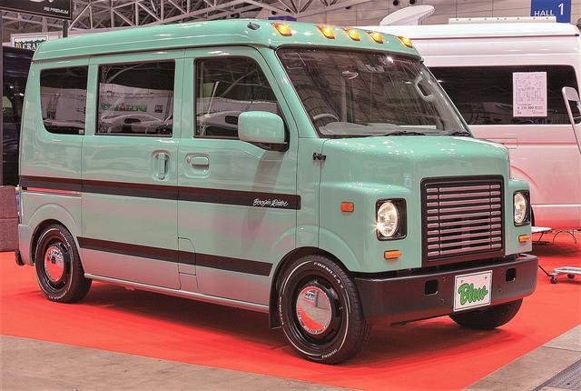 画像: 軽 キャンピングカー - アウトドア情報メディア「SOTOBIRA」