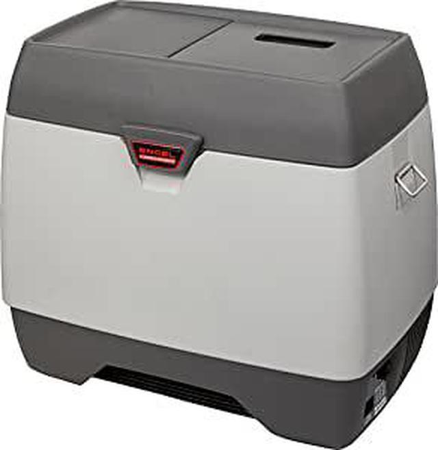 画像: Amazon.co.jp: ENGEL エンゲル 冷凍冷蔵庫 ポータブルSシリーズ DC電源 容量14L MD14F-D: 車&バイク