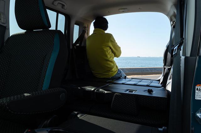画像2: 快適な車中泊ができるのか? チェックしてみよう!