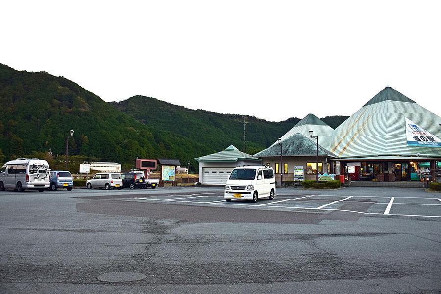 画像: 道の駅紀伊長島マンボウは、マンボウの串焼きを名物にしている。
