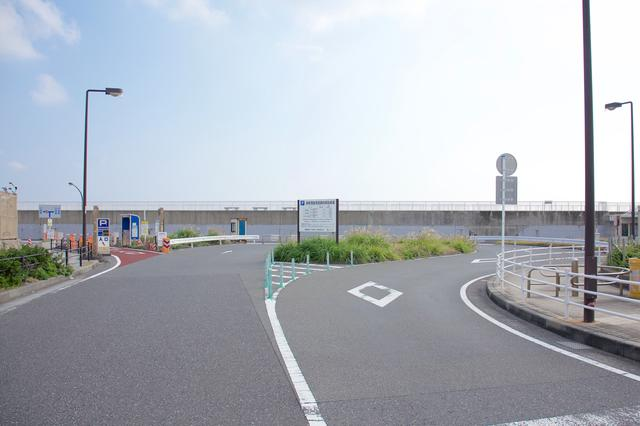 画像: 駐車場-湘南港臨港道路附属駐車場 | 湘南なぎさパーク