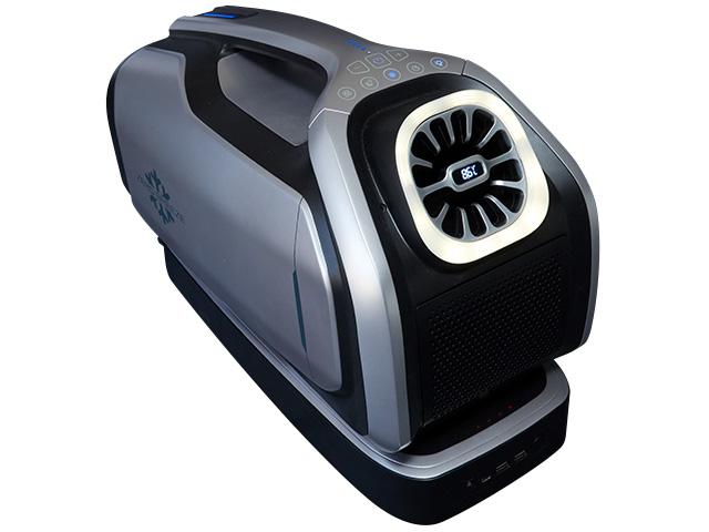 画像: 初代から冷房能力が約2倍に進化!リチウムバッテリー付ポータブルナイトクーラーエアコン「Zero Breeze Mark2 〔ゼロブリーズ マーク2〕」 車中泊&キャンプギア専門ショップ コイズミダイレクト