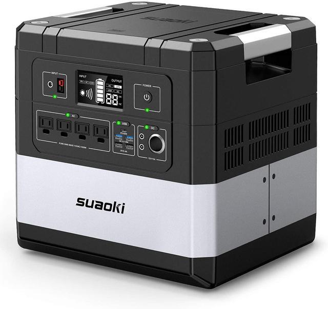 画像: SUAOKI G1000