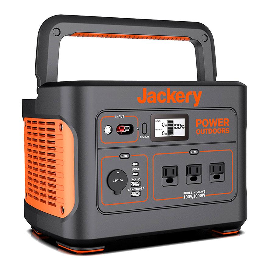 画像: Jackery Japan Jackery ポータブル電源 1000