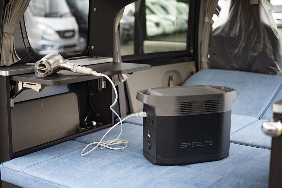 画像: ほとんどの家電が使える大容量、高出力モデル!