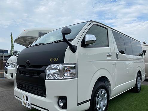 画像: ck-wilder キャンピングカー&中古車・新車販売のKアクセス   キャンパー鹿児島