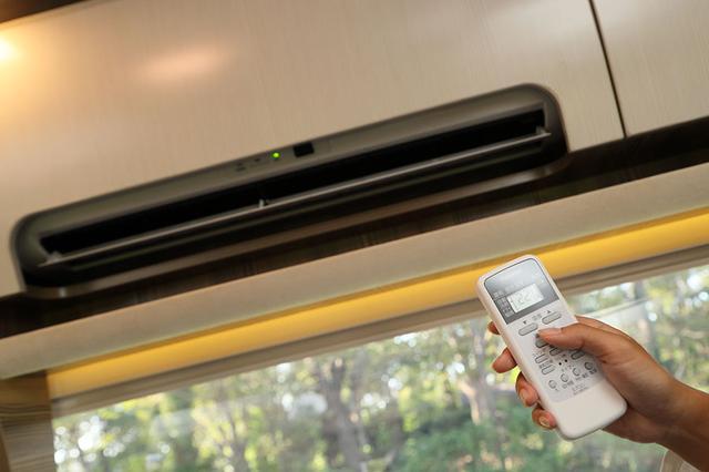 画像: 家庭用エアコンの電力はどこから取ればいい?