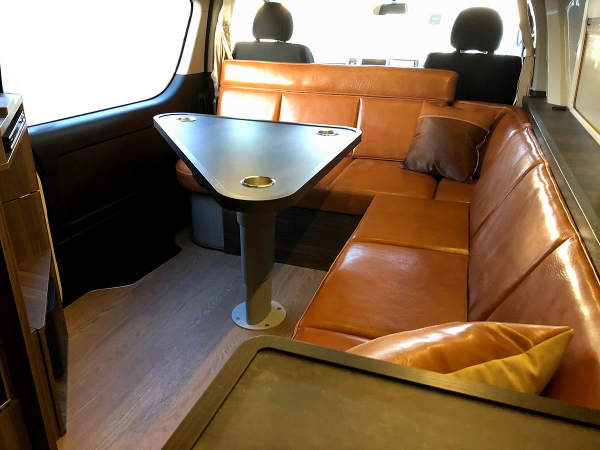 画像: シャングリラ Shangri-la キャンピングカーの株式会社レクビィ recvee オリジナルキャンピングカーの自社ブランド製品を作っております。