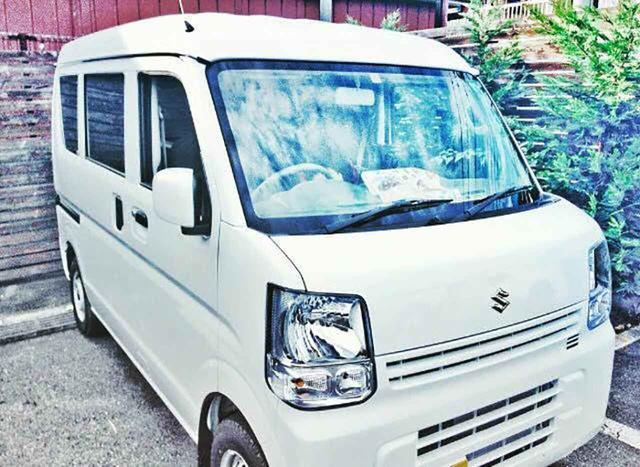 画像: 新車でエブリイバン・ハイルーフを購入。