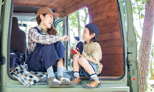 画像: 三沢真実 - 「アリとおかあさんの車旅」 アウトドア情報メディア「SOTOBIRA」