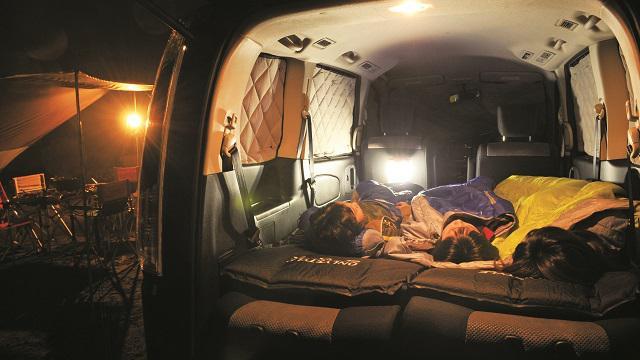 画像: 車中泊の4つのメリットと気になる点! だから車中泊はやめられない⁉ - アウトドア情報メディア「SOTOBIRA」