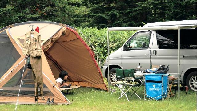 画像: メリットしかない? 車中泊場所に「オートキャンプ場」を選ぶ4つの理由 - アウトドア情報メディア「SOTOBIRA」