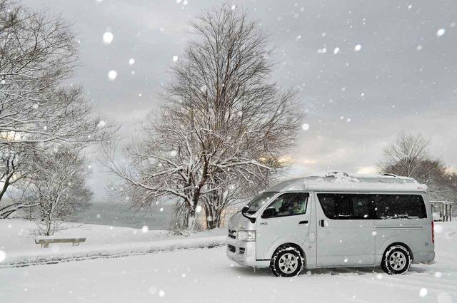 画像: Q.冬は寒いから、アイドリングを止めなくてもいい?