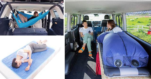 画像: 夏車中泊の快適グッズ! 「冷感寝具」と「涼感ウエア」を手に入れよう! - アウトドア情報メディア「SOTOBIRA」