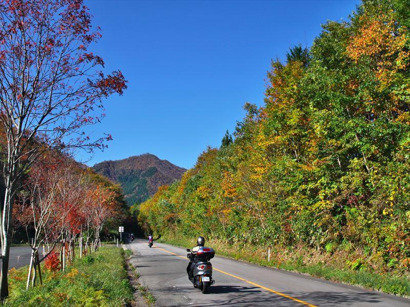 画像: 蒜山大山スカイライン