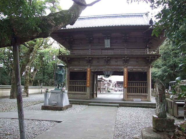 画像: 24番札所 最御崎寺/弘法大師が悟りを開いたとされる室戸岬からも近い。
