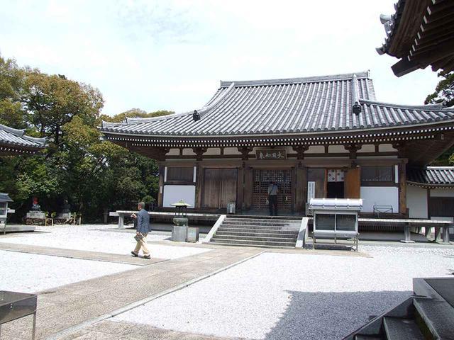 画像: 28番札所 大日寺。