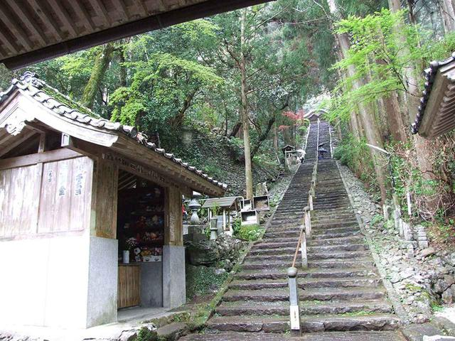 画像: 弘法大師のゆかりの色濃い札所に感動