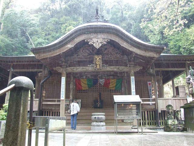 画像: 36番札所 青龍寺。