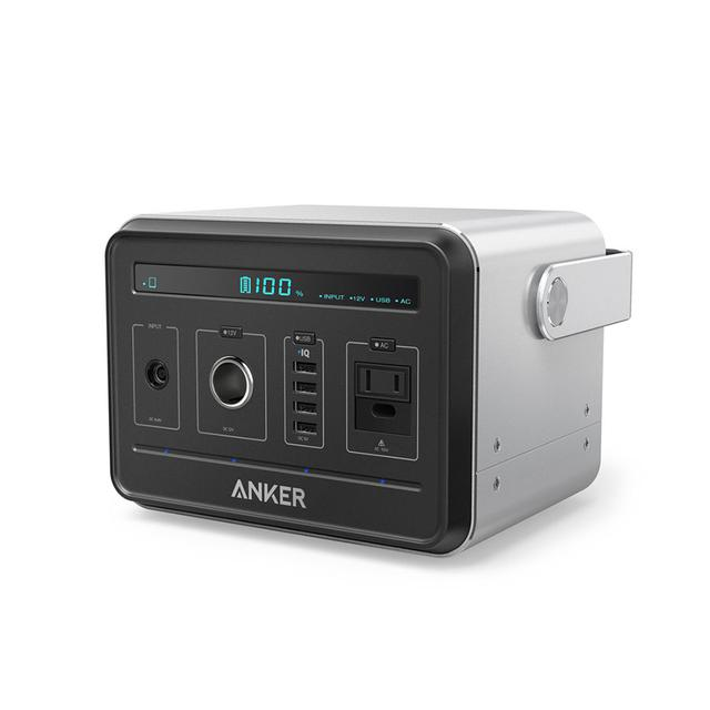 画像: Anker/PowerHouse