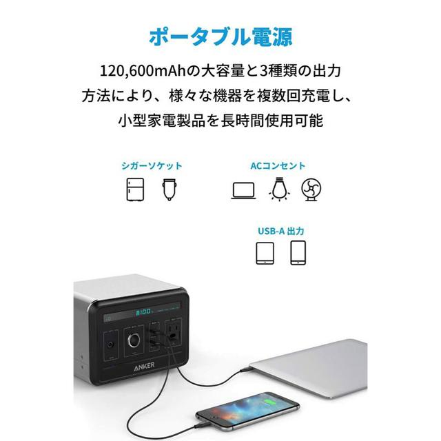 画像: Anker PowerHouse