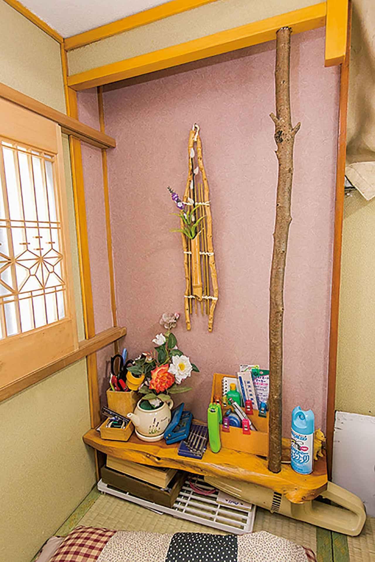 画像4: まるで自宅⁉ 畳&床の間まであるこだわりの和室