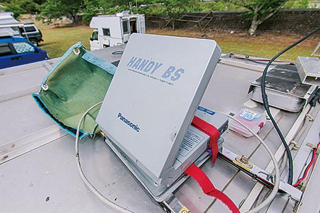 画像2: 電源装備の充実ぶりにも注目
