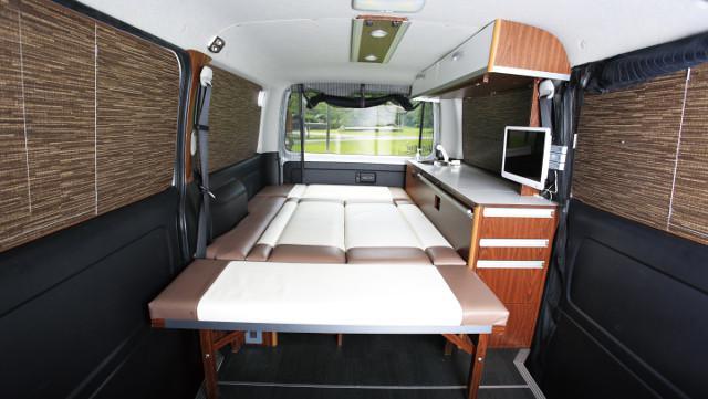 画像: 車中泊が快適になる自作ベッド! 車中泊の達人のDIYを拝見! - アウトドア情報メディア「SOTOBIRA」