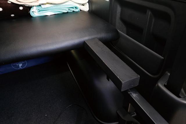 画像3: 車中泊旅が楽しく、快適になる車内空間!