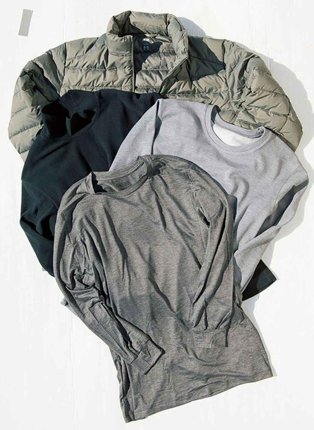 画像: オマケ ユニクロのヒートテック重ね着も効果あり!