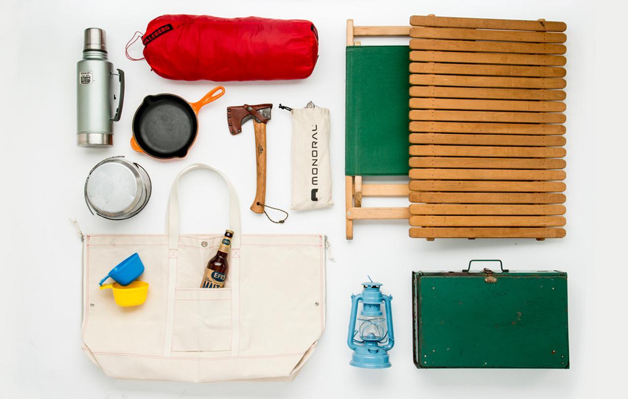 画像: spoonful-tote(スプーンフル トートバック)- 荷物に合わせて変形できる帆布製トートバッグブランド